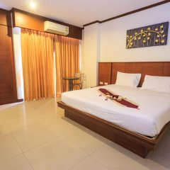 Sharaya Patong Hotel 3* Стандартный семейный номер с двуспальной кроватью фото 5
