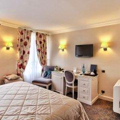 Hotel Queen Mary Paris 3* Стандартный номер с двуспальной кроватью фото 2