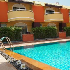 Отель The Victoria Resort Pattaya бассейн фото 3