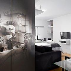 Апартаменты Oldcity Design комната для гостей фото 2