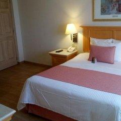 Hotel Palacio Azteca 3* Стандартный номер с различными типами кроватей фото 2