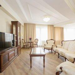 Гостиница Звёздный WELNESS & SPA Апартаменты с двуспальной кроватью фото 23