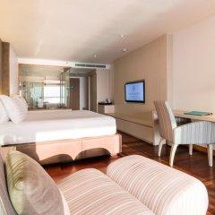 Отель Cape Dara Resort 5* Номер Делюкс с различными типами кроватей фото 6