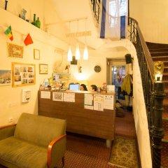 Jerusalem Hostel интерьер отеля фото 3