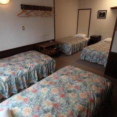 Отель Lodge Karunaju & The Alpine Grill Хакуба комната для гостей фото 3