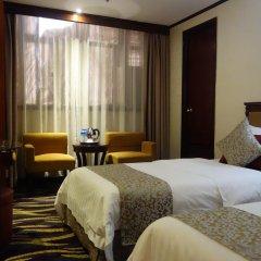 Macau Masters Hotel 2* Стандартный номер с 2 отдельными кроватями фото 3