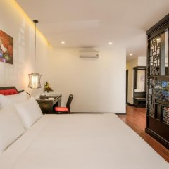 Отель Belle Maison Hadana Hoi An Resort & Spa - managed by H&K Hospitality. 4* Люкс с различными типами кроватей фото 3