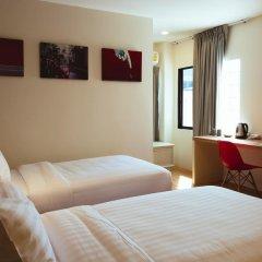 Отель Pula Residence Бангкок комната для гостей фото 8