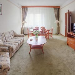 Президент Отель 4* Люкс с различными типами кроватей фото 14