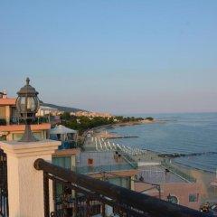 Отель VIP CLUB Dolphin Coast Болгария, Солнечный берег - отзывы, цены и фото номеров - забронировать отель VIP CLUB Dolphin Coast онлайн пляж