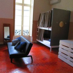 La Maïoun Guesthouse Hostel Кровать в общем номере с двухъярусной кроватью фото 3