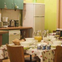 Отель In Astra Вильнюс питание