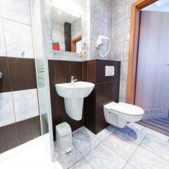 Hotel Diament Plaza Gliwice ванная