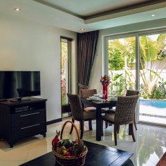 Отель Villas In Pattaya 5* Стандартный номер с 2 отдельными кроватями фото 6