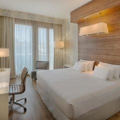 Отель NH Collection Milano President 5* Номер категории Премиум с различными типами кроватей фото 26