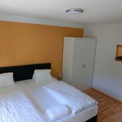 Hotel Haus Am See 3* Стандартный номер с двуспальной кроватью фото 16