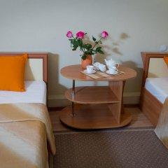Гостиница Журавли Номер Эконом с различными типами кроватей фото 6