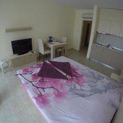 Отель VP Crystal Park Studios Болгария, Солнечный берег - отзывы, цены и фото номеров - забронировать отель VP Crystal Park Studios онлайн комната для гостей фото 2