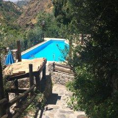 Отель Cortijo La Solana Испания, Гуэхар-Сьерра - отзывы, цены и фото номеров - забронировать отель Cortijo La Solana онлайн приотельная территория фото 2