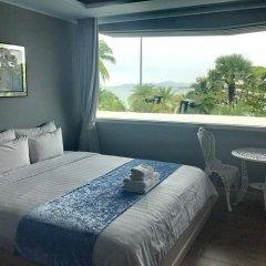 Отель The Beach Front Resort Pattaya 3* Стандартный номер с различными типами кроватей фото 3