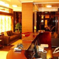 Отель L'Orchidee Hotel Республика Конго, Пойнт-Нуар - отзывы, цены и фото номеров - забронировать отель L'Orchidee Hotel онлайн интерьер отеля фото 3