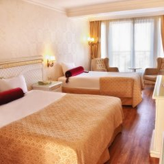 Bilem High Class Hotel 4* Стандартный номер с двуспальной кроватью фото 6