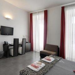 Отель Relais Navona71 2* Люкс повышенной комфортности с различными типами кроватей фото 5