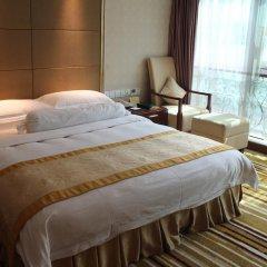 Zhong Tai Lai Hotel Shenzhen 4* Улучшенный номер