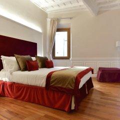 Отель Babuino Улучшенные апартаменты с различными типами кроватей фото 4