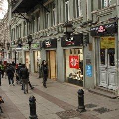 Отель Rustaveli 36 2* Улучшенные апартаменты с различными типами кроватей