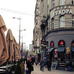 Отель Evropa Сербия, Белград - отзывы, цены и фото номеров - забронировать отель Evropa онлайн