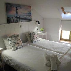 Отель Fin Surf House комната для гостей