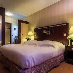 L'Hotel du Collectionneur Arc de Triomphe 5* Улучшенный номер двуспальная кровать фото 3
