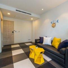 Krabi SeaBass Hotel 3* Стандартный номер с различными типами кроватей фото 5