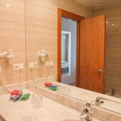 HQ La Galeria Hotel-Restaurante ванная