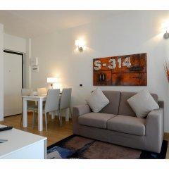 Апартаменты Heart Milan Apartments Студия с различными типами кроватей фото 12