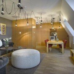 Отель INNSIDE by Melia Prague Old Town 4* Люкс повышенной комфортности разные типы кроватей фото 2