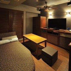 Отель Fukuoka Chapel Coconuts Hotel Ipolani (Adult Only) Япония, Порт Хаката - отзывы, цены и фото номеров - забронировать отель Fukuoka Chapel Coconuts Hotel Ipolani (Adult Only) онлайн интерьер отеля