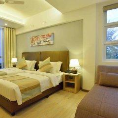 Отель Coconut Tree Hulhuvilla Beach 3* Номер Комфорт фото 4