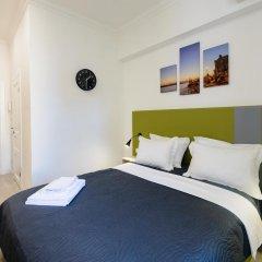Гостиница Partner Guest House Khreschatyk 3* Студия с различными типами кроватей фото 33