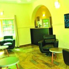 Nordic Residence Hotel Abuja гостиничный бар