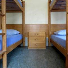 City Backpacker / Hotel Biber Кровать в общем номере