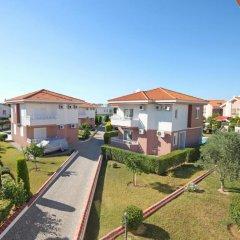 Aguarius Villas Турция, Сиде - отзывы, цены и фото номеров - забронировать отель Aguarius Villas онлайн балкон