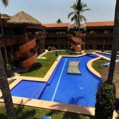 Отель La Ceiba del Mar бассейн фото 2