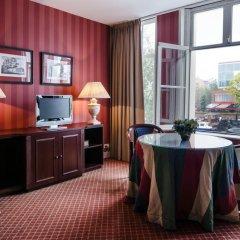 Eden Hotel Amsterdam 3* Апартаменты с различными типами кроватей фото 6