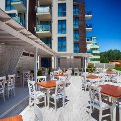 Отель Sun Gate Aparthotel Солнечный берег бассейн