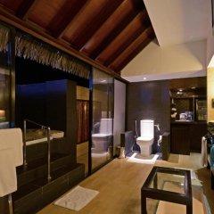 Отель Adaaran Prestige Vadoo 5* Вилла с различными типами кроватей фото 37