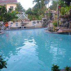 Отель Botanic Garden Villas 3* Улучшенное бунгало с различными типами кроватей фото 2