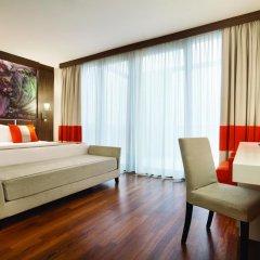 Отель Ramada Plaza Milano 4* Представительский номер с различными типами кроватей фото 2