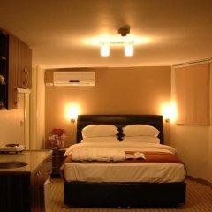 Residence Le Reve 2* Стандартный номер с различными типами кроватей фото 12